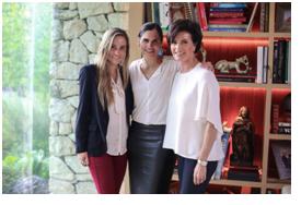 """DOR Internacional se une a Gaby Vargas en el apoyo a la Primera Proyección del Documental """"Alivio"""""""